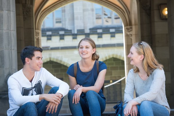 University of Melbourne Students at Work interns