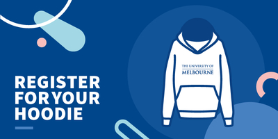 Register for your hoodie