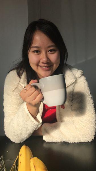 A photograph of Student Ambassador Haotong Yang