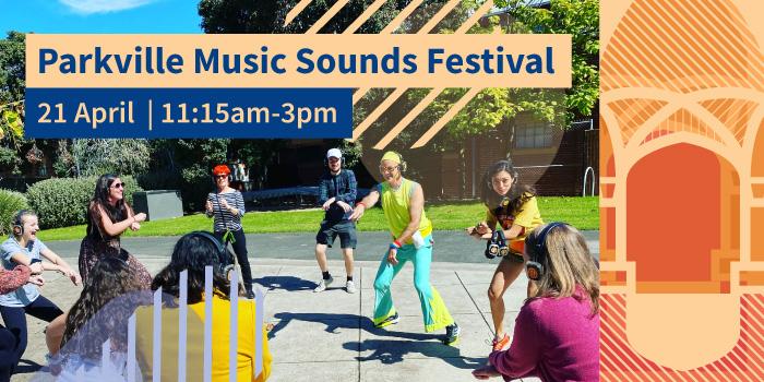 Campus Festival: Parkville Sounds music festival