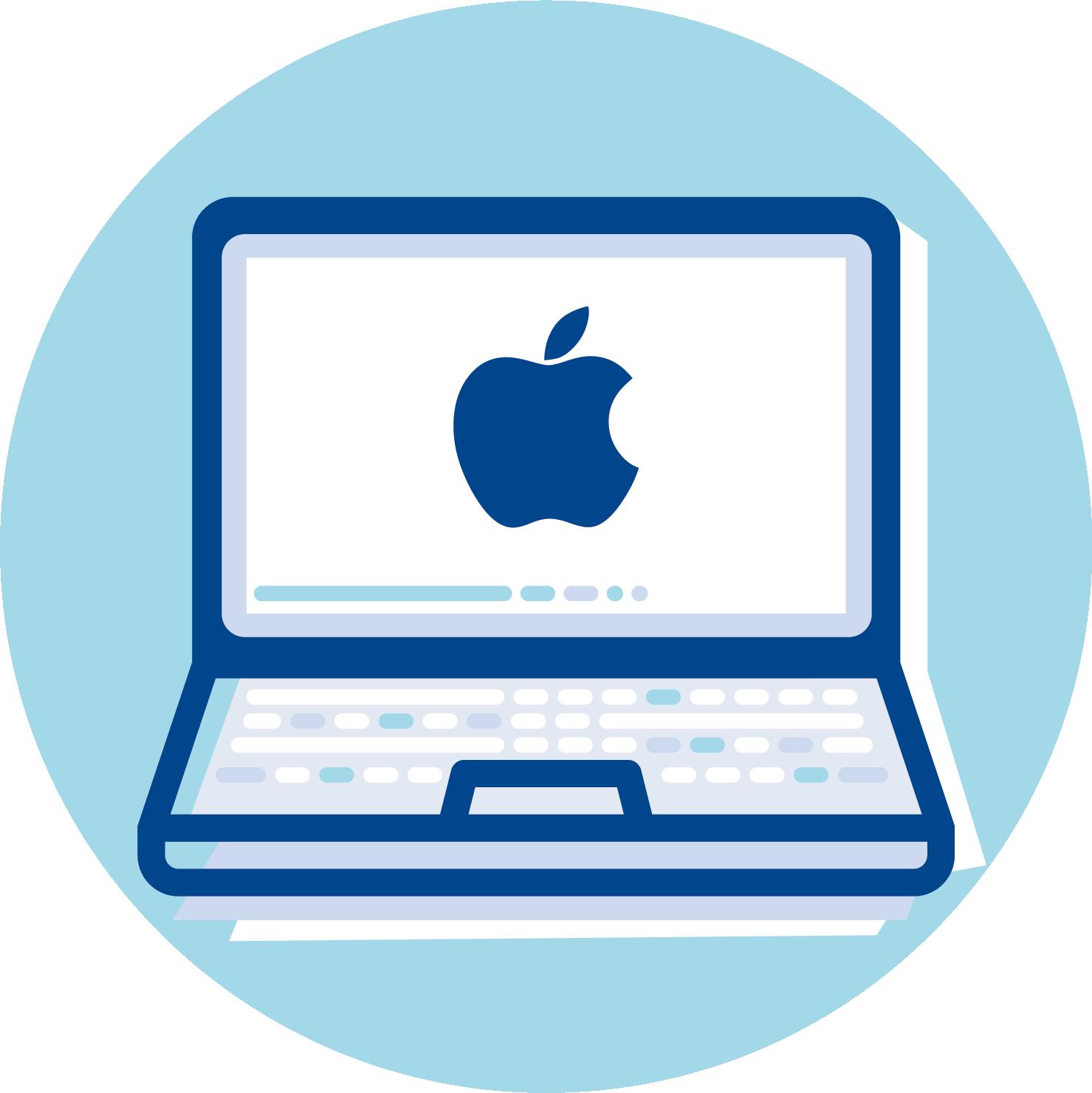 Laptop prize icon